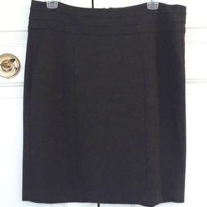 Light black Cabi skirt